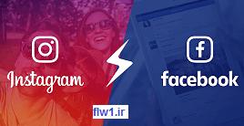 facebook logo , instagram logo